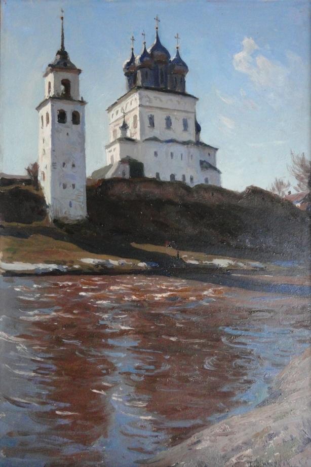 Троицкий собор во Пскове