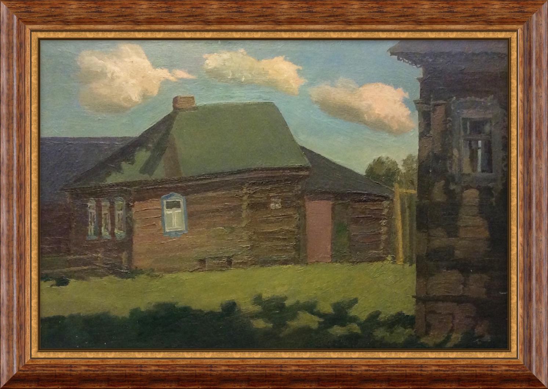 Деревня Панкратовка