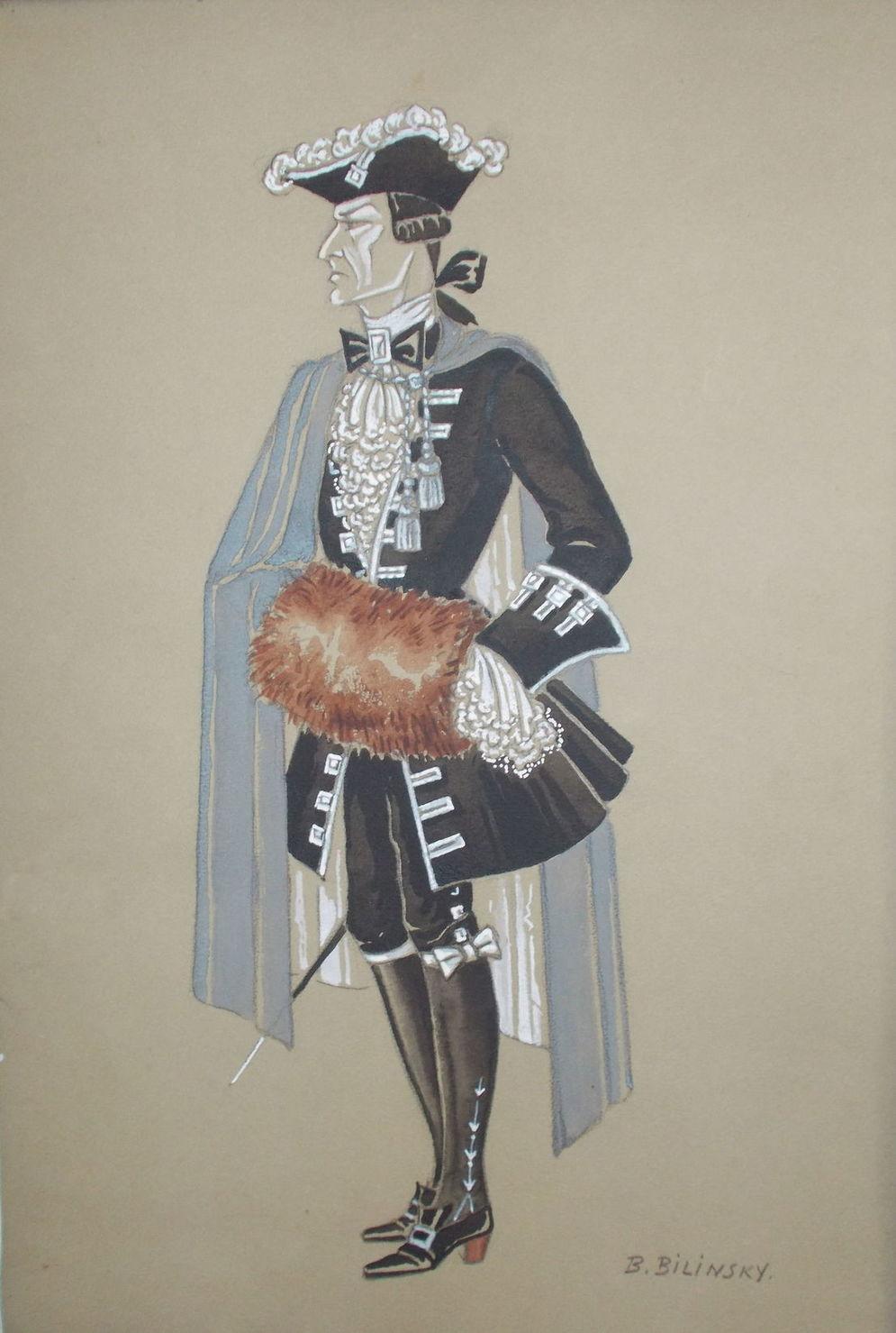 Портрет дворянина