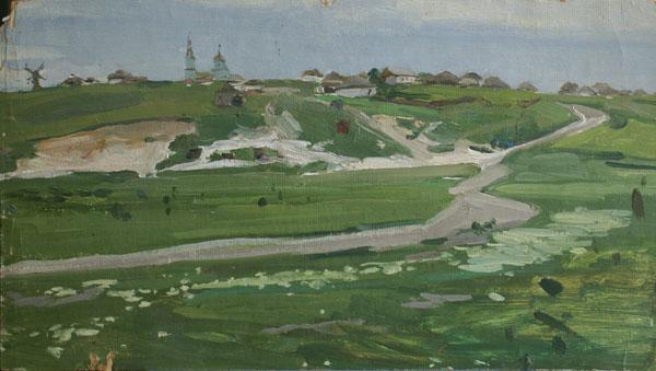 Село Стрелецкое на Белгородщине (Родина моя)