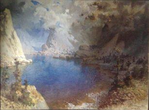 Фьорд (Горное озеро)