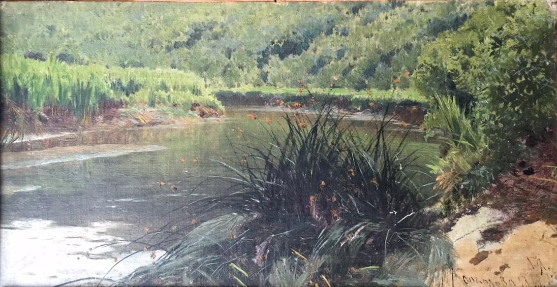Речка в Соколово