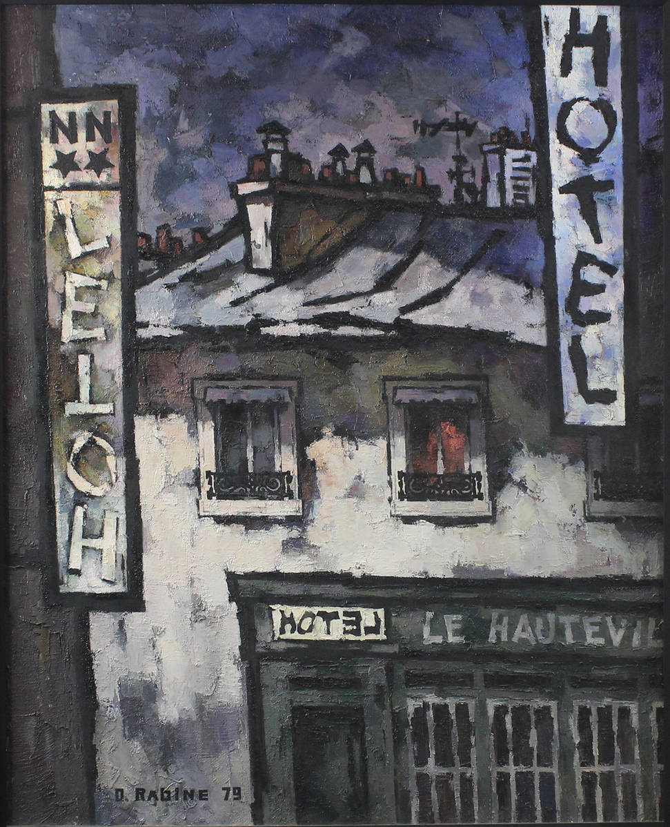 Отели на Rue d'Hauteville