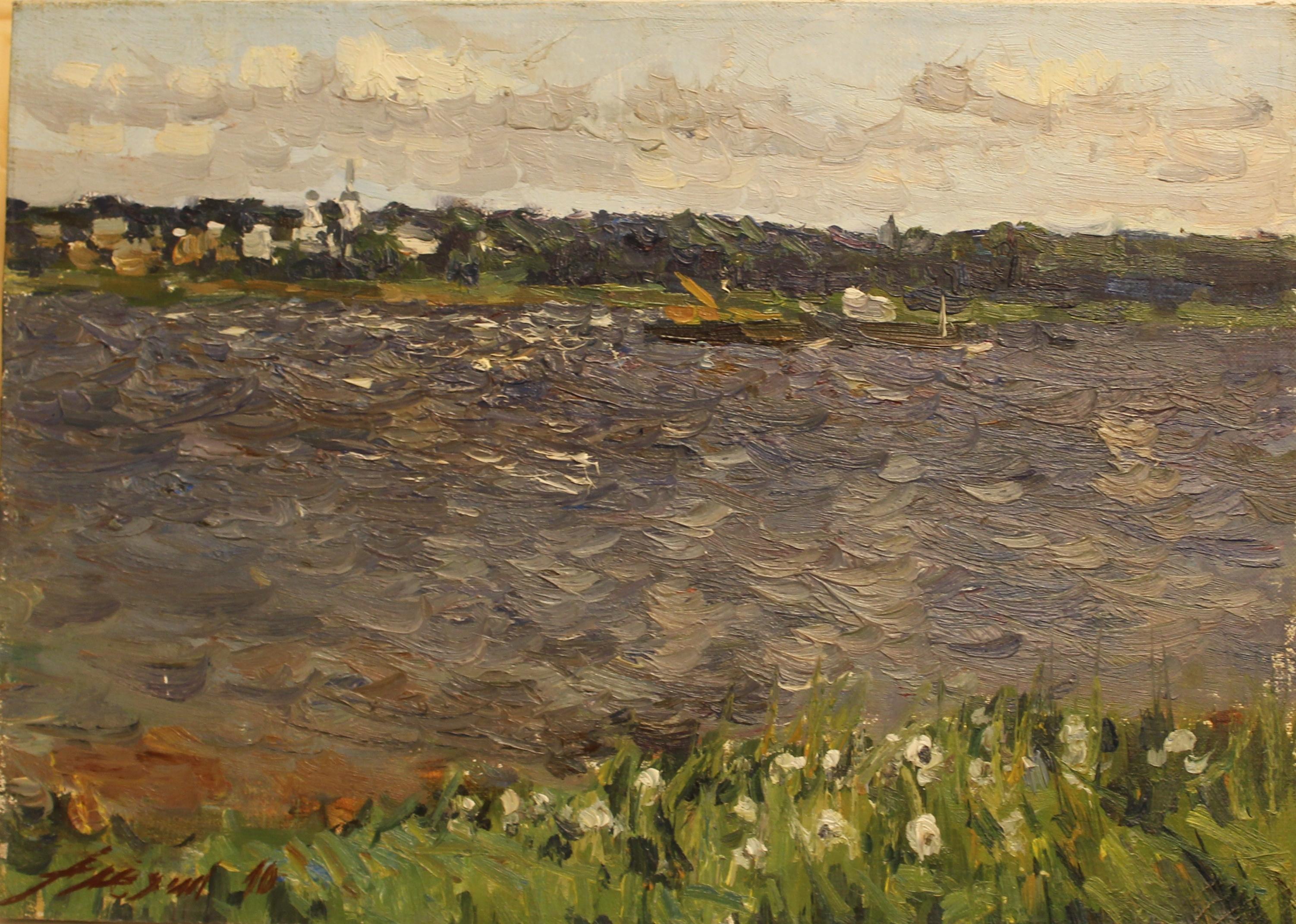 Волга. Косторома