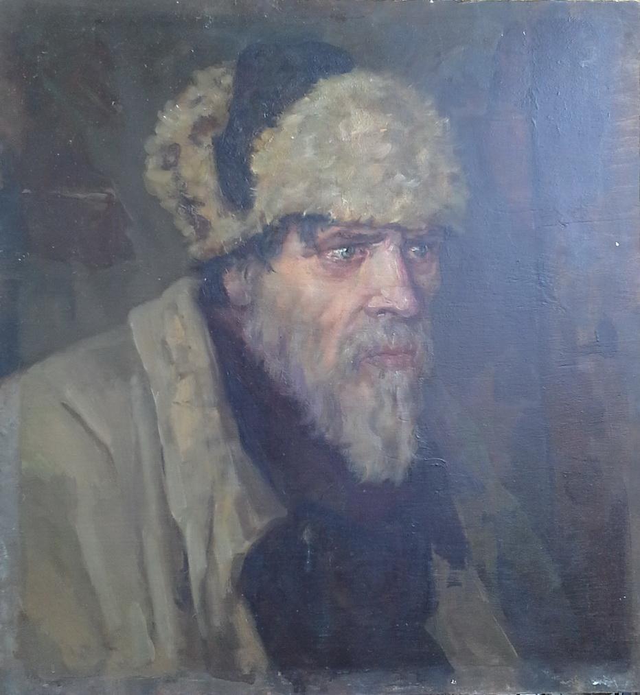 Портрет сибиряка