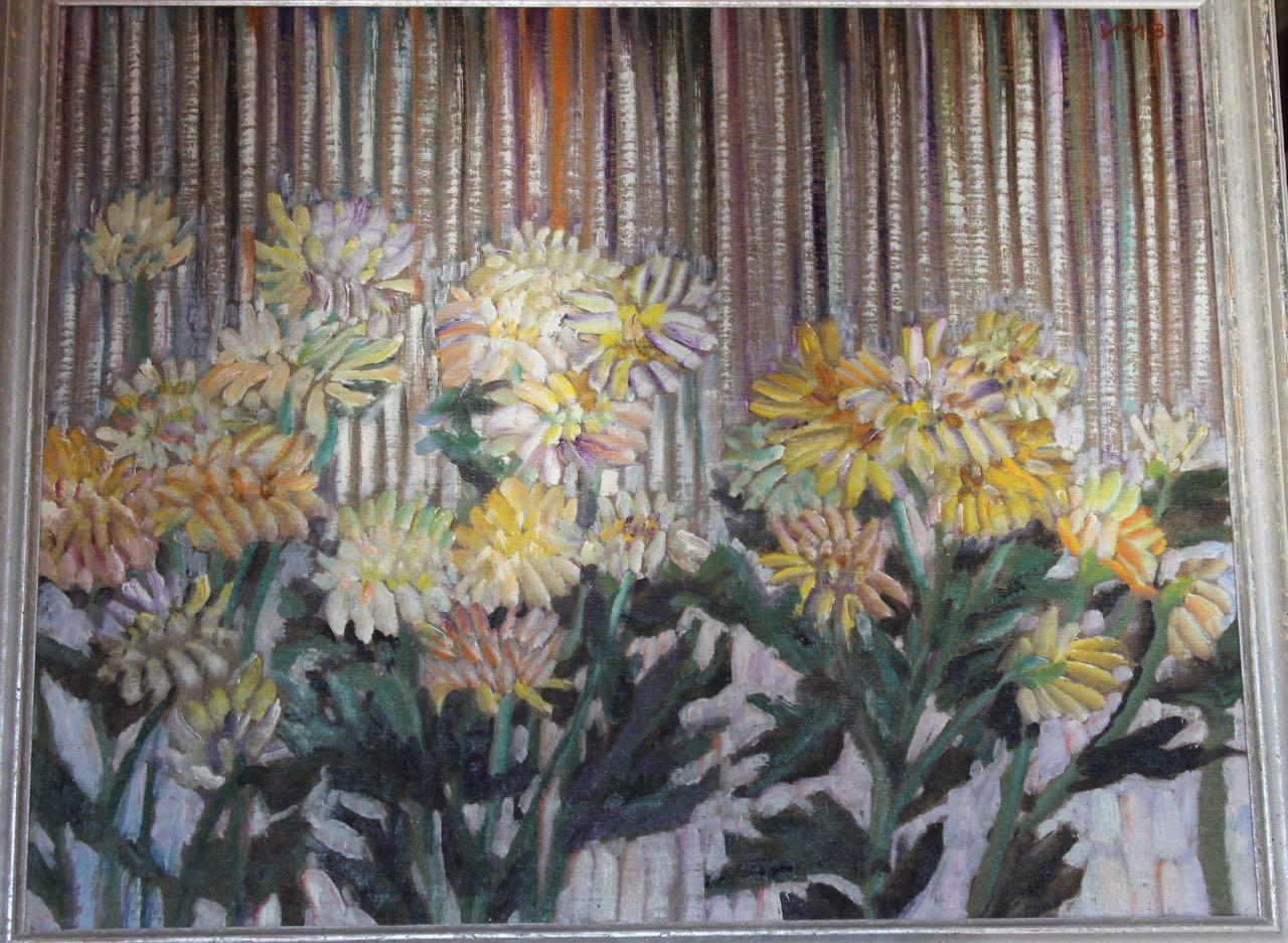 Февральские хризантемы тринадцатого года