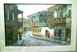 Уголок старого Тбилиси