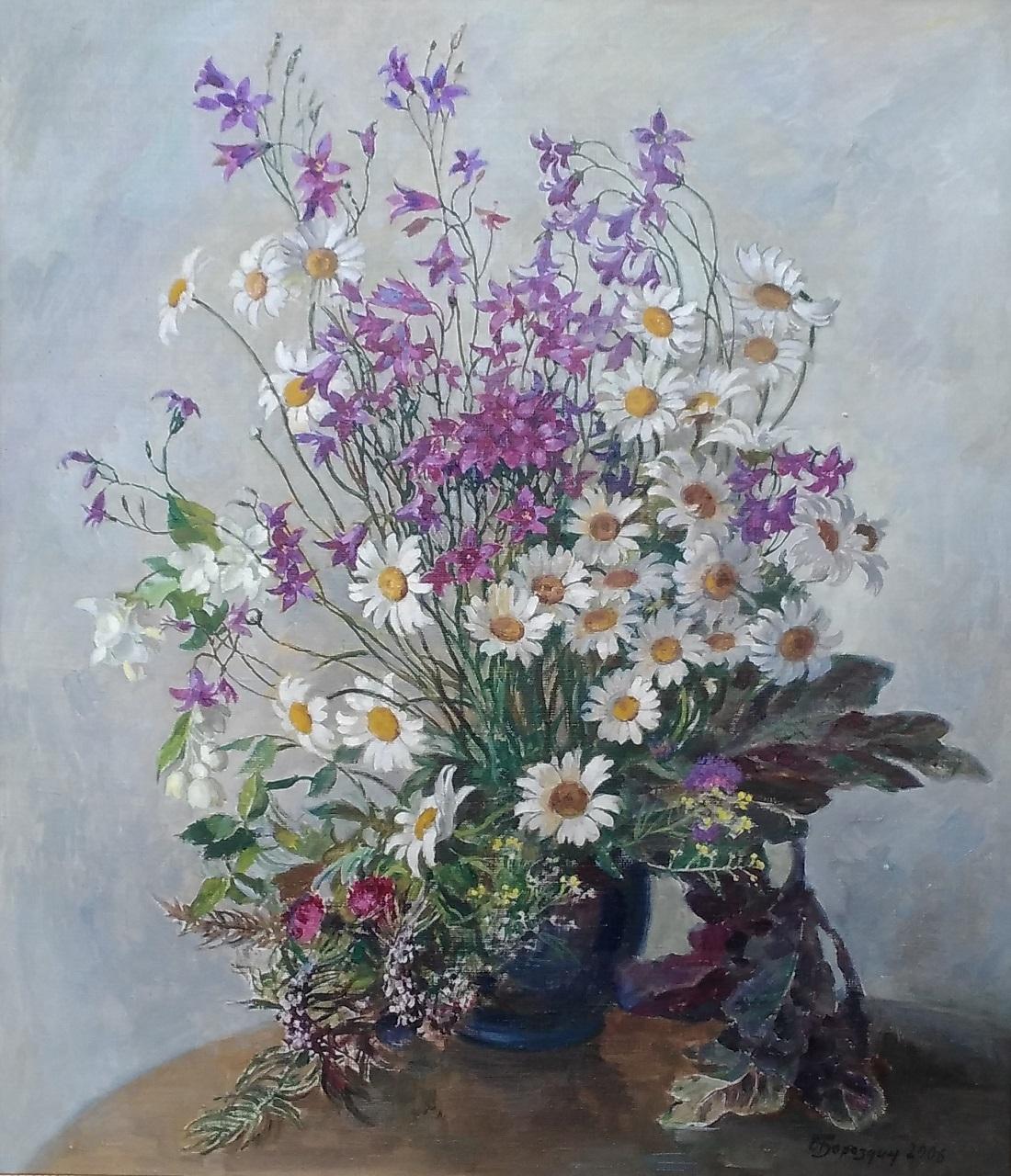 Июньские цветы
