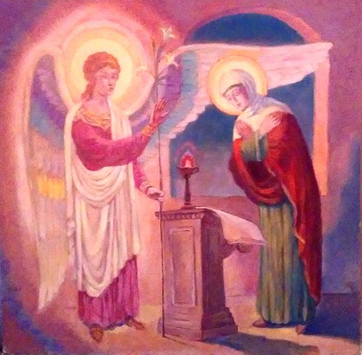 Явление ангела