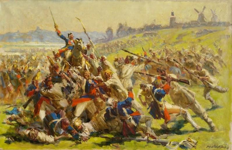 Восстание крестьян в Калуге