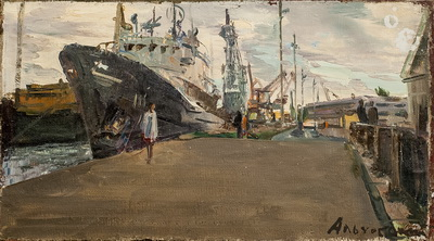 Ленинградский порт