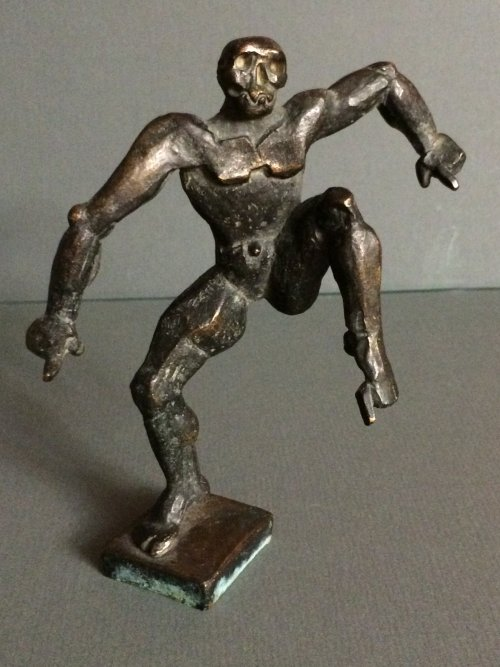 Танцующий человек