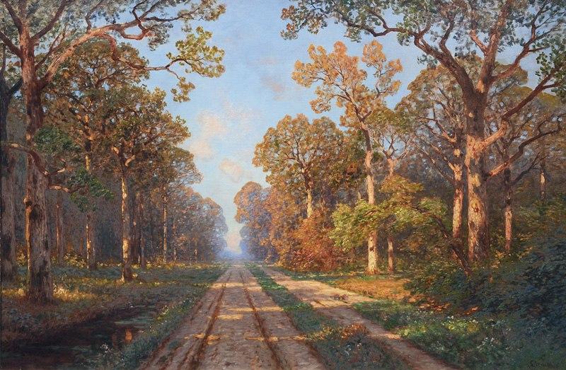 Саксонский лес