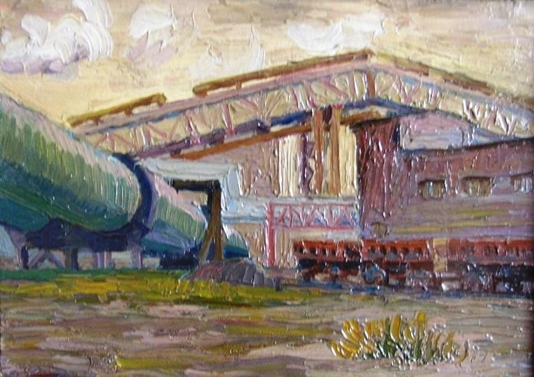 Череповец. Металлургический завод