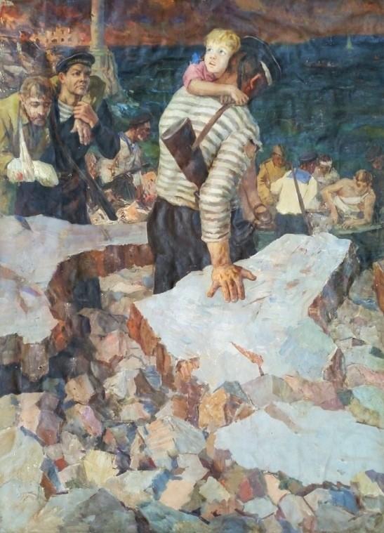 Севастополь.1942 год