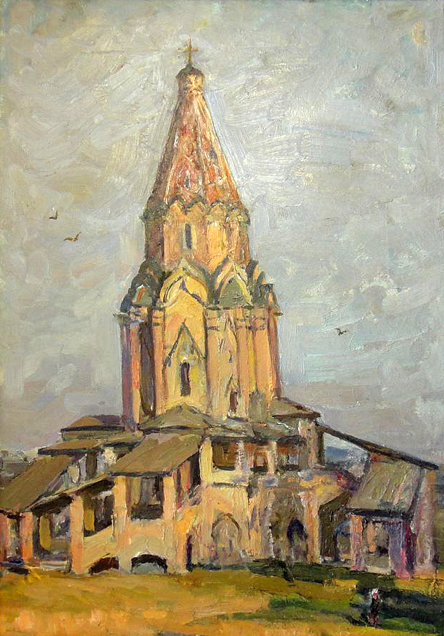 Коломенское. Церковь Вознесения