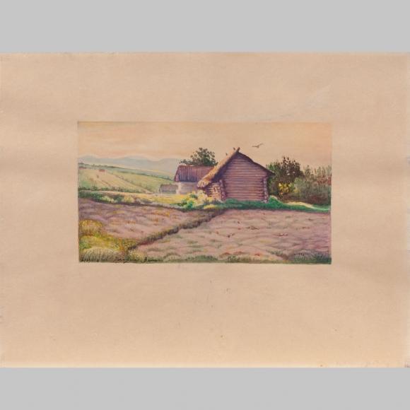 деревенский домик