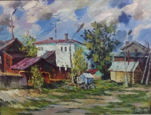 Нью-Васюки. Козмодемьянск. Место где сняли фильм «12 стульев»
