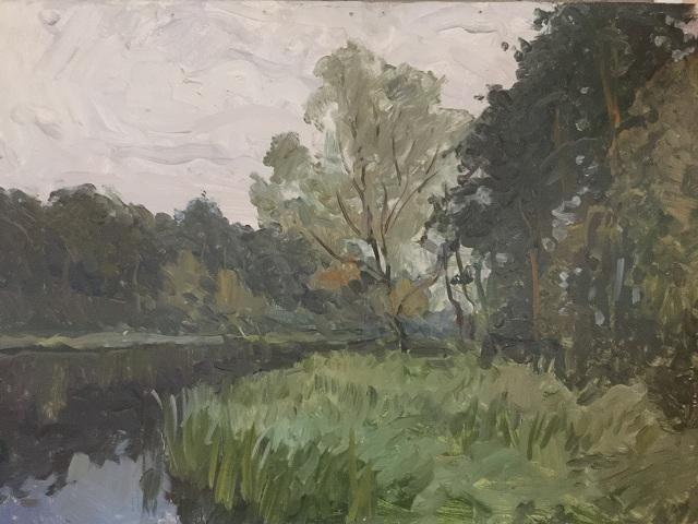 Кратовский пруд
