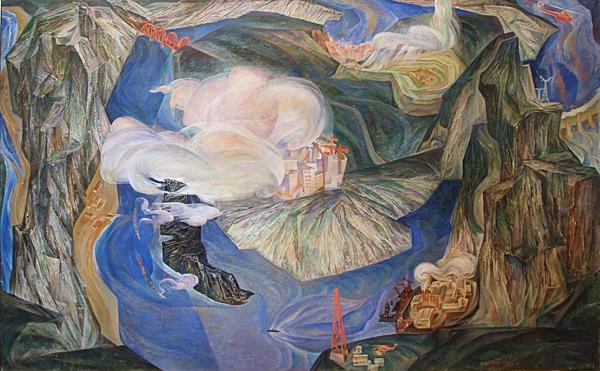 Синь байкальская