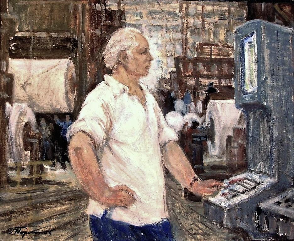 Старший техник