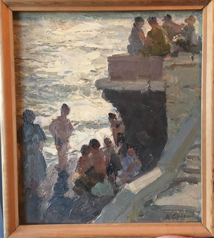 «У моря» Сочи