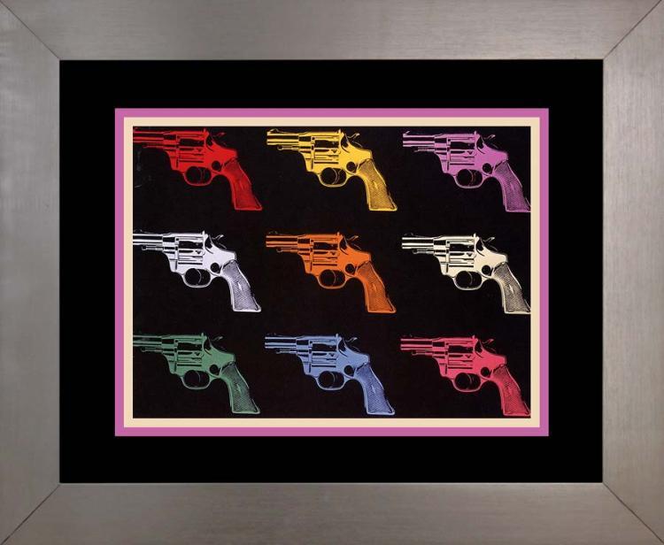 «Револьверы (Revolvers)»
