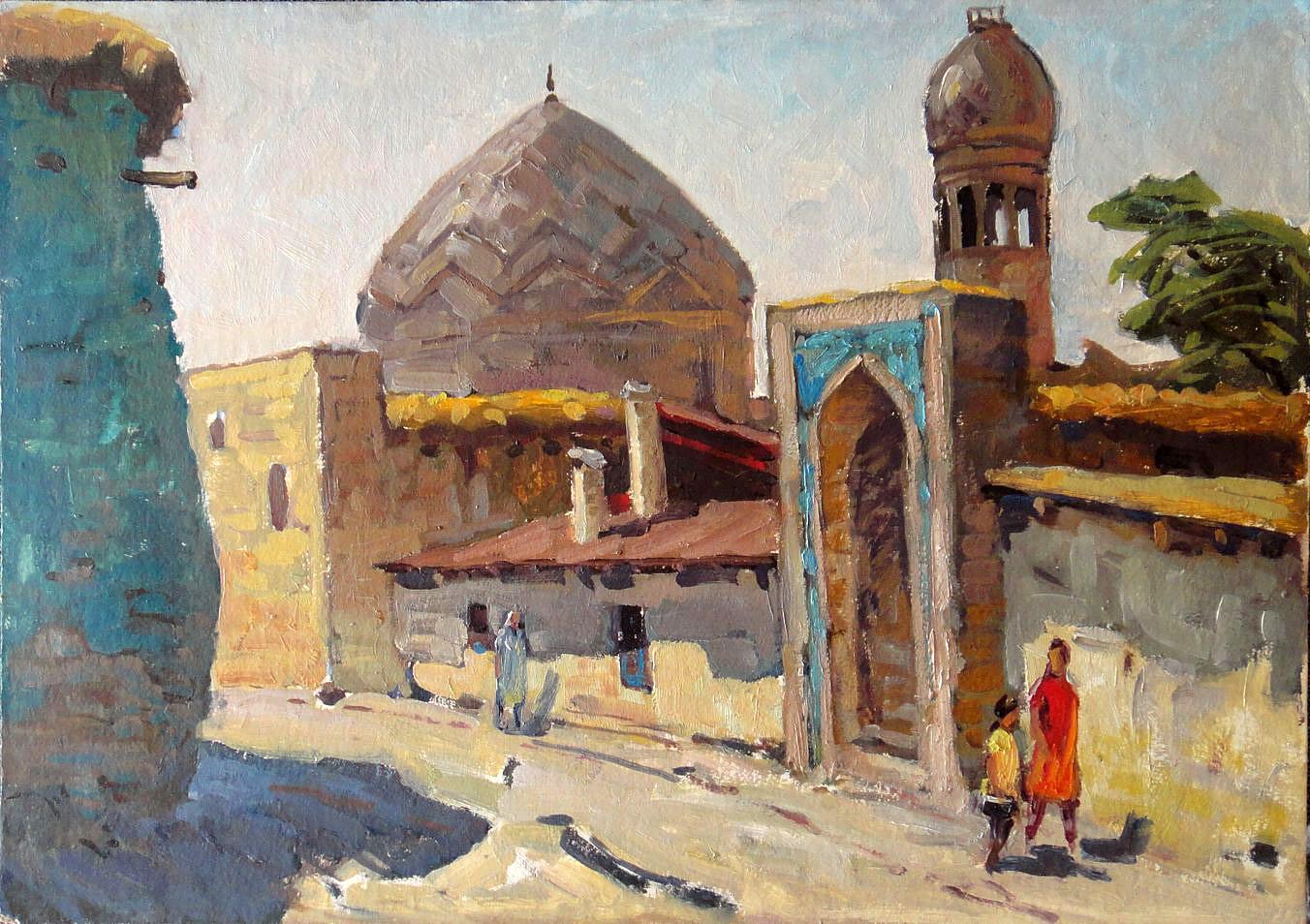 Ташкент, ул.Самарканд-Дарбаза