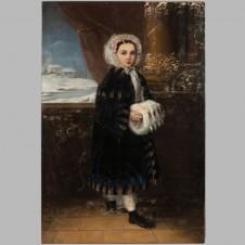 Портрет юной принцессы