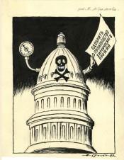 Одобрить производство химического оружия