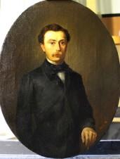 Портрет поручика Марина А.Е.