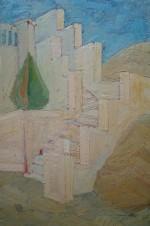 Лестница в Судаке