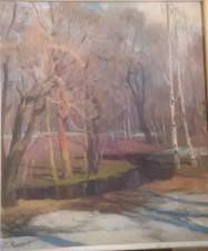 Весна в Баболовском парке