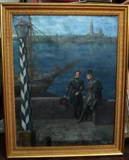 Пушкин и А. Мицкевич