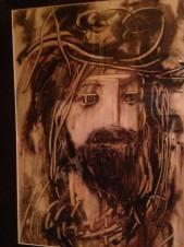 Мужской портрет. И.Христос (?)