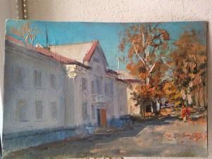 Осень в Портпосёлке