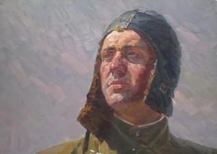 Сержант, ком. отделения развед. роты Малов Александр Павлович