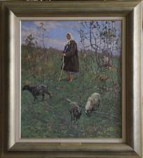 «Пастушка»