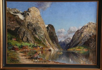 «Фьорды Норвегии»