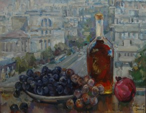 Армянский натюрморт