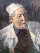 Портрет хирурга Петровского