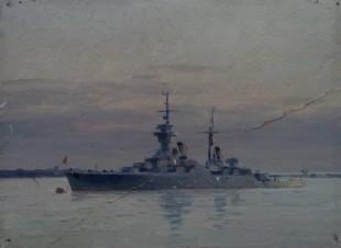 Крейсер «Александр Невский»