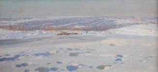 Эскизы и этюды к диораме «Сталинградская битва» 4