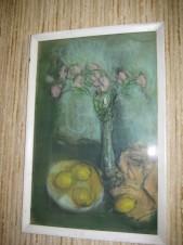 Роза с лимонами