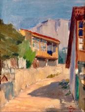 Улица в деревне