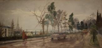 Вид от парка Ривьера