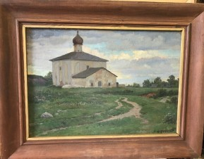 Псков. Церковь Воскресения