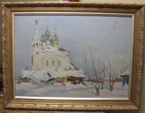 Храм А.Невского в Суздале