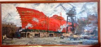 На стапеле Ленинграда