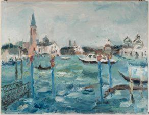 Венеция. Вид с Рива дельи Скьявони